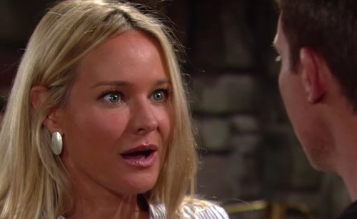 The Young and the Restless (Y&R) spoilers tease that a birthday gift for Faith (Alyvia Alyn Lind) will lead to panic for Sharon (Sharon Case). Patty (Stacy Haiduk) will send Faith