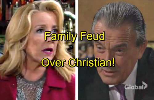 'The Young and the Restless' Spoilers: Family Feud Heats Up – Nikki Goes to Bat for Dylan, Victor Remains in Nick's Corner