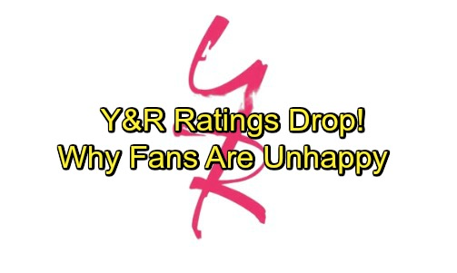 The Young and the Restless Spoilers: Y&R Ratings Drop - Dramatic Cast Changes and Questionable Storyline Direction Drive Fans Away