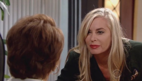 The Young and the Restless Spoilers: Gloria Causes an Uproar, Battles Ashley - Victoria's News Infuriates Cane – Lily Warns Devon