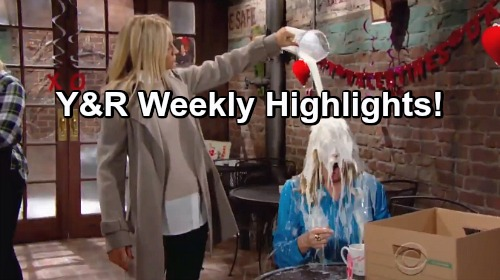 The Young and Restless Spoilers: Week of February 6 – Drama Queens, Fierce Faceoffs and Second Thoughts
