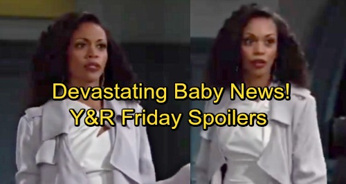 The Young and the Restless Spoilers: Friday, April 27 – Hilary's Devastating Baby News – Victor Confronts Arturo – Victoria's Shocker