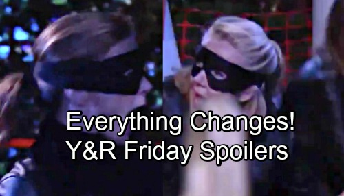 The Young and the Restless Spoilers: Friday, November 2 – Victoria's Discovery Changes Everything – Lauren's Shocking Invitation