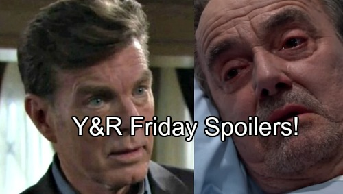 The Young and the Restless Spoilers: Friday, April 20 – Sharon Gets a Warning - Jack Blasts Victor – Kyle's Risky Plan
