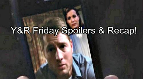 The Young and Restless Spoilers: Adam and Chelsea Plan New Life, Victor Arrested For Escape – Luca Confesses Oil Rig Sabotage