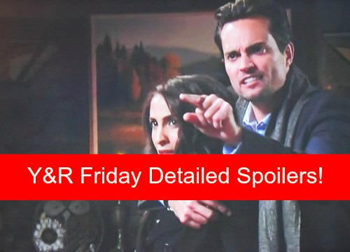 The Young and the Restless (Y&R) Spoilers: Joe Attacks Lily, Brute Arrested – Dylan and Sharon Marry – Dr. A Reveals Past
