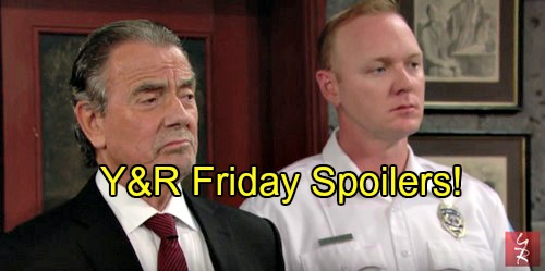 The Young and the Restless Spoilers: Phyllis Erupts in Court, Tries to Stop Victor's Release – Stitch and Abby Decide on Baby