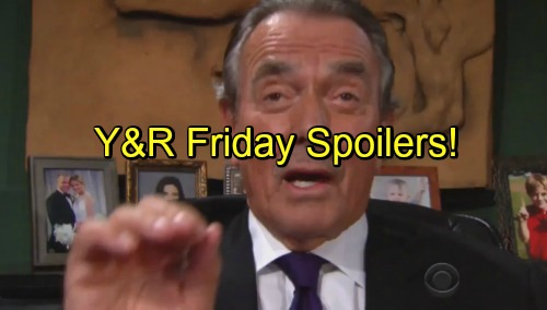 The Young and the Restless Spoilers: Mariah's Secret Exposed - Hilary's Dirty Move Sparks Devon's Outrage, Victor's Fury