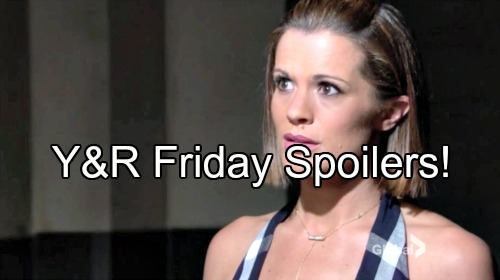 'The Young and the Restless' Spoilers: Chloe Hands Over Diary Pages to Save Bella - Victor To Pin Crime on Another