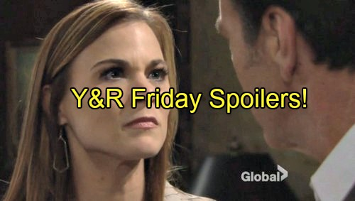 The Young and the Restless Spoilers: Phyllis Breaks Down, Tells Everything to Furious Jack – Billy Bashed by Ashley and Victoria