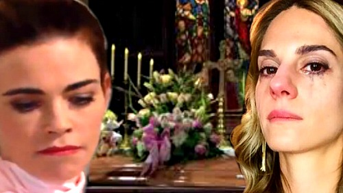The Young and the Restless Spoilers: J.T.'s Devastating Funeral – Big Returns Signal Emotional Y&R Sendoff