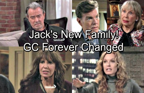 The Young and the Restless Spoilers: Jack's Newfound Family Already In Genoa City – Major Reveal Unfolds