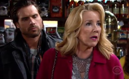 The Young and the Restless Spoilers: Dylan Divorces Sharon to Bolster Christian Visitation Case – Chooses Pretend Son Over Wife?