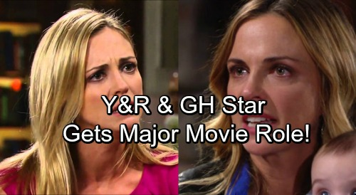 The Young and the Restless Spoilers: Y&R Star and General Hospital Alum Gets Major Movie Role