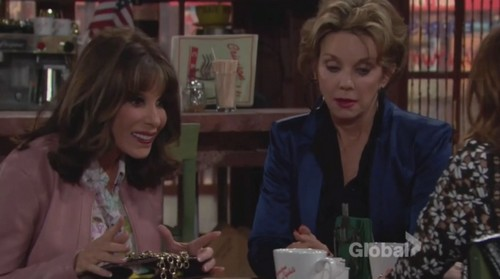 The Young and the Restless Spoilers: Gloria Gets Nauseating News – Devon Surprises Mariah – Jordan Plays On Hilary's Ego