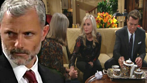 The Young and the Restless Spoilers: Graham Returns For Revenge - Exposed Secrets Crush Abbott Clan