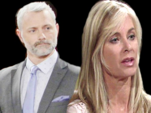 The Young and the Restless Spoilers: Graham is Ashley's Brother, Brent Davis's Son - Seeks Revenge On Dina With His Mom