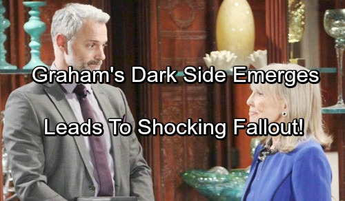 The Young and the Restless Spoilers: Graham's Dark Side Emerges – Leads to Shocking Fallout
