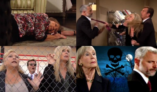 The Young and the Restless Spoilers: Graham's Cruel Revenge Sets Up Shocking Death – Can Dina's Husband Make It Out of GC Alive?