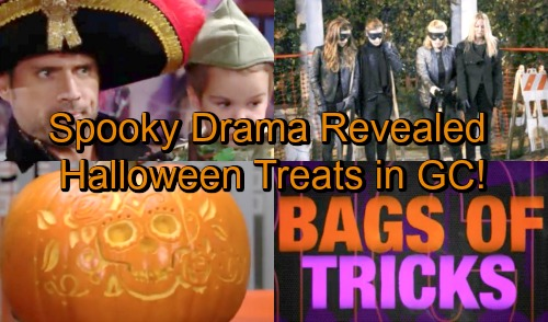 The Young and the Restless Spoilers: Halloween Treats In Genoa City – Delicious Spooky Drama Revealed