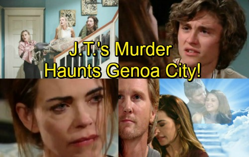 The Young and the Restless Spoilers: Vickie Must Lie to Reed – J.T.'s Murder Haunts Genoa City