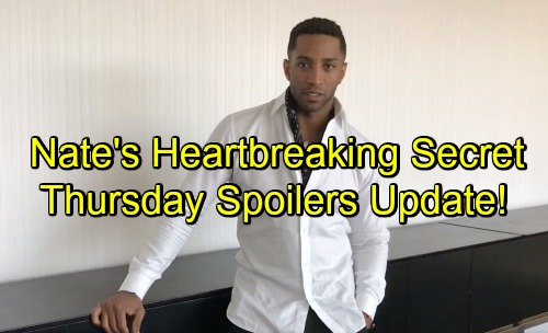 The Young and the Restless Spoilers: Thursday, July 5 Update – Nate's Heartbreaking Secret – Billy's Huge Poker Loss – Dina's Meltdown