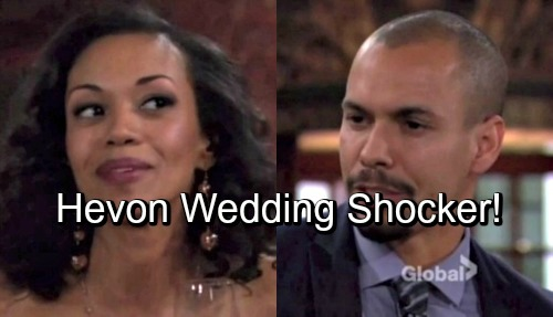 The Young and the Restless Spoilers: Wedding Bells for Devon and Hilary – Lily Fumes as Baby Sparks Reunion and Rushed Nuptials