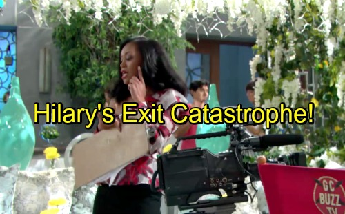 The Young and the Restless Spoilers: Nate Sets Hilary's Exit Catastrophe in Motion – Crushing Moments Ahead for Devon