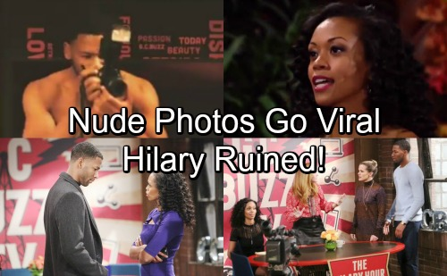The Young and the Restless Spoilers: Hilary's Career in Jeopardy After Jordan's Sweet Revenge – Scandalous Photos Go Viral