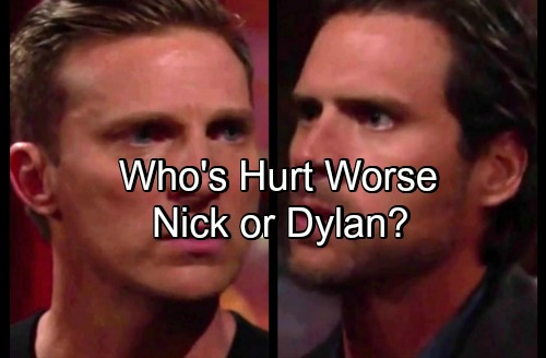 The Young and the Restless Spoilers: Who Will Be Most Devastated By Christian Reveal, Nick or Dylan?