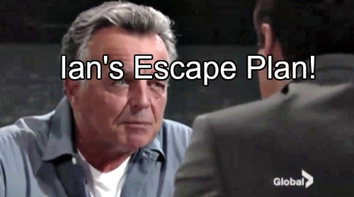 The Young and the Restless (Y&R) Spoilers: Ian Betrays Both Adam and Victor – Goes Rogue With Own Twisted Escape Plot