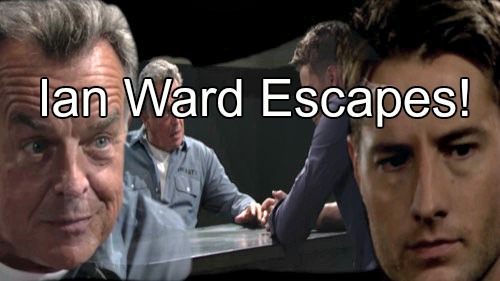 The Young and the Restless (Y&R) Spoilers: Adam Helps Ian Ward Escape In Exchange For Murder Trial Testimony
