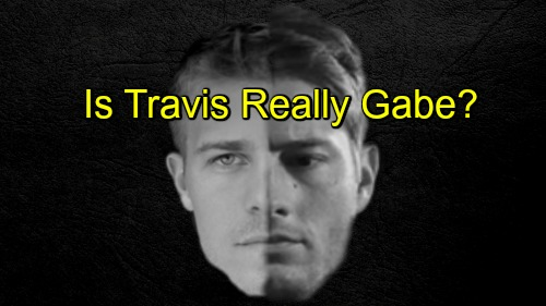 The Young and the Restless Spoilers: Is Travis Crawford Really Gabriel Bingham, Shocking Reveal As Evidence Mounts
