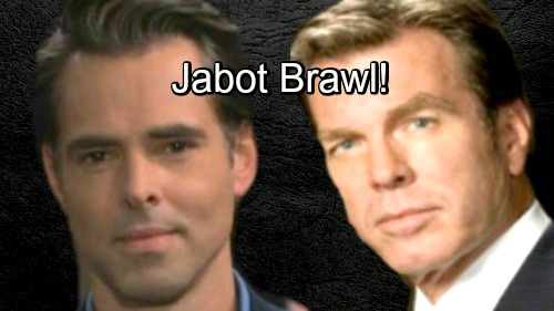 The Young and the Restless Spoilers: Jack Challenges Billy Boy – Jabot Brawl Ensues