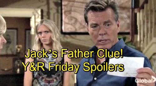The Young and the Restless Spoilers: Friday, September 7 – Cane Consoles Lily Behind Bars – Jack's Father Clue – Billy's Huge Gamble