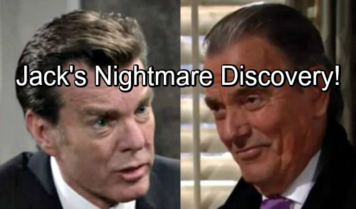 The Young and the Restless Spoilers: Jack's Horrifying Father Discovery – Shocking Connection To Victor Revealed