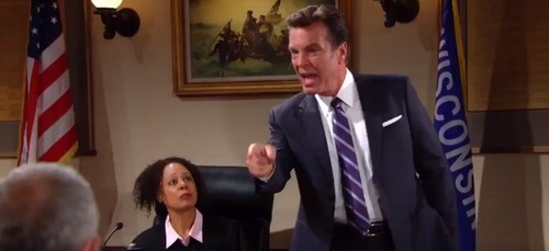 The Young and the Restless Spoilers: Jack Goes on Trial for Victor's Assault, Insists He's Innocent