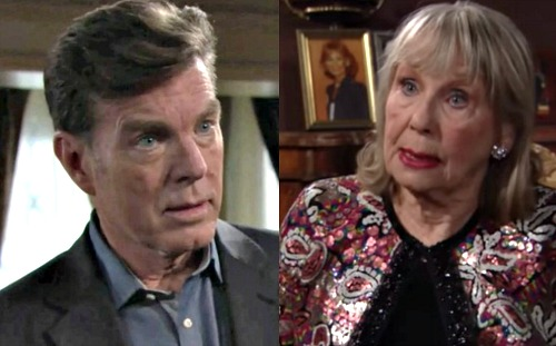 The Young and the Restless Spoilers: Abbott's World Rocked by Dina's Bombshell – Jack Learns Who His Real Father Was