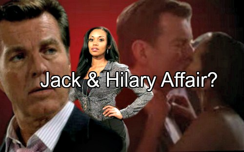 The Young and the Restless (Y&R) Spoilers: Will News of Phyllis and Billy Affair Sends Jack to Hilary's Bed?