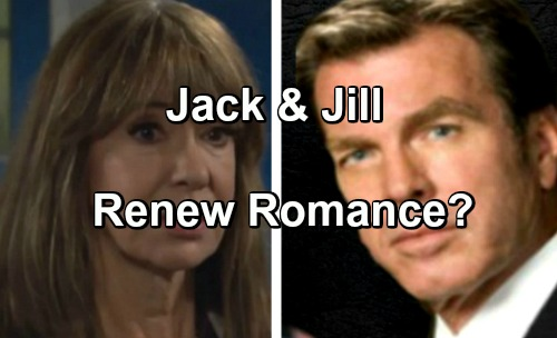 The Young and the Restless Spoilers: Jack and Jill Revisit Past Cheating Relationship – New Y&R Romance Ahead?