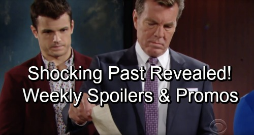 The Young and the Restless Spoilers: Week of October 22 Exclusive Preview – Buried Secrets and a Shocking Blast from the Past