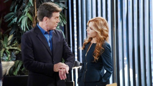 The Young and the Restless Spoilers: Gloria Stuns Jack with Sexual Harassment Accusations – GC Buzz Gets the Scoop