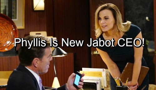 The Young and the Restless Spoilers: Billy's Power Play Flops, Phyllis Scores CEO Spot Instead – Jabot Tension Explodes