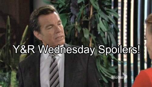 'The Young and the Restless' Spoilers: Jack Uncovers Phyllis' Lies – Luca Leaves Summer – Stitch Says No To Abby Pregnancy