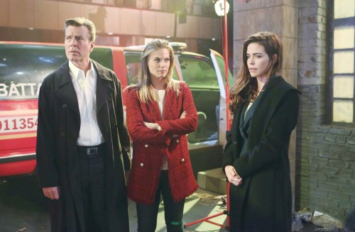 The Young and the Restless Spoilers: Monday, November 27 - Victor Suspected of Hiring Murderer - Nick Solves Fire Mystery