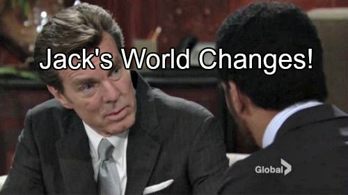 'The Young and the Restless' Spoilers: Jack Tipped Off to Phyllis' Lies, Fears Cheating – Responds With Hot Hilary Fling