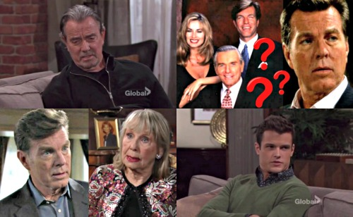 The Young and the Restless Spoilers: Brother Shocker Ahead – Victor and Jack Have Same Father, Kyle Helps Solve Dina Mystery