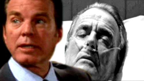 The Young and the Restless Spoilers: J.T. Sneaks in Victor's Hospital Room For Murder – Determined to Finish Off His Enemy