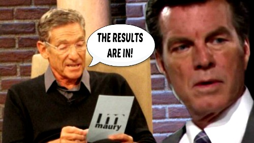 The Young and the Restless Spoilers: Week of April 2 - Jack's NOT An Abbott Confirmed - DNA Paternity Test Results Spark Chaos
