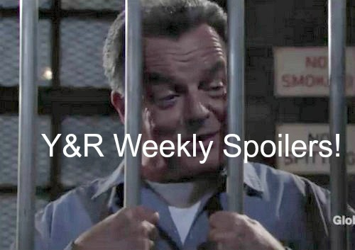 The Young and the Restless (Y&R) Spoilers: Victor's Jailbreak with Ian - Passkey Lawsuit Catastrophe – Dr Meredith Debuts